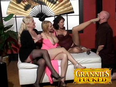 Granny fucked grampas fanny s 1 2