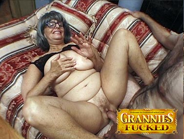 Hey grandma is a whore 14 s 1 1