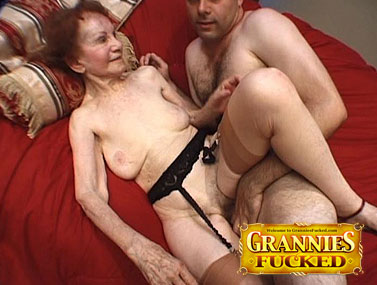 Hey grandma is a whore 14 s 3 1
